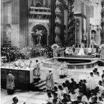 Ryt mediolański w Bazylice Watykańskiej