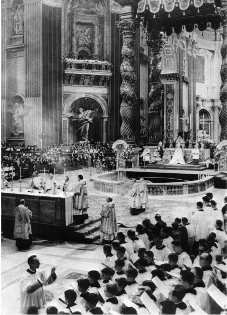 16 - Missa Ambrosiana coram Papa