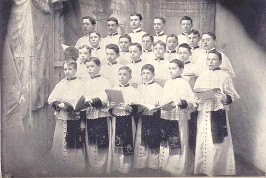 Altar Boy Society at St. Anthony of Padua