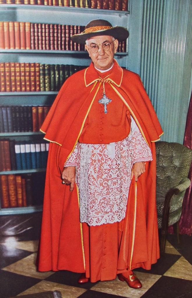 Arcybiskup Chicago kard. Samuel Strich.