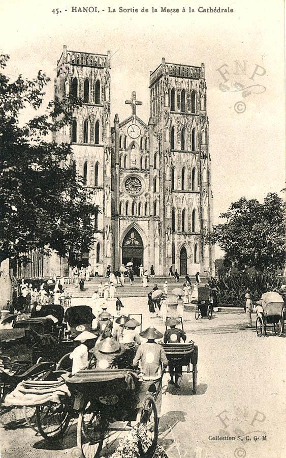 Cathedrale St Joseph Sortie De Messe