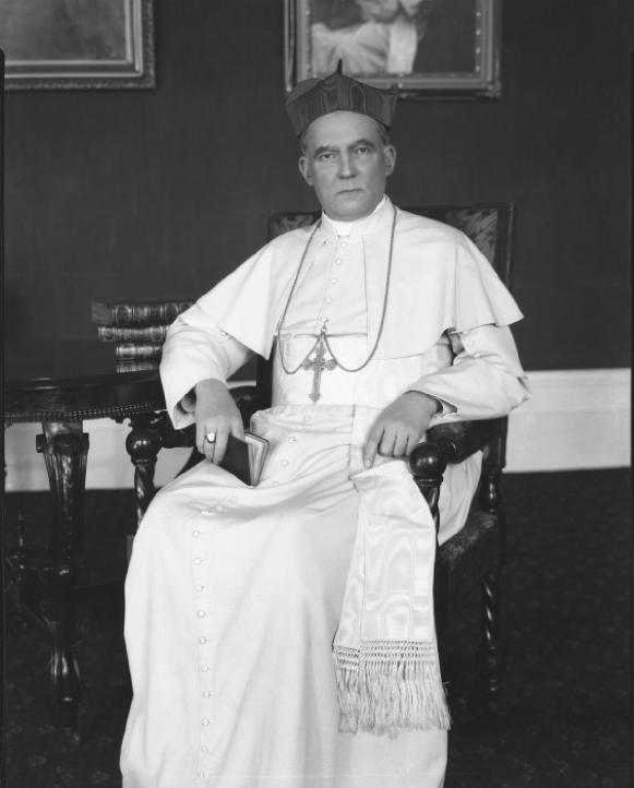 Arcybiskup Quebecu kardynał Rouleau O.P.