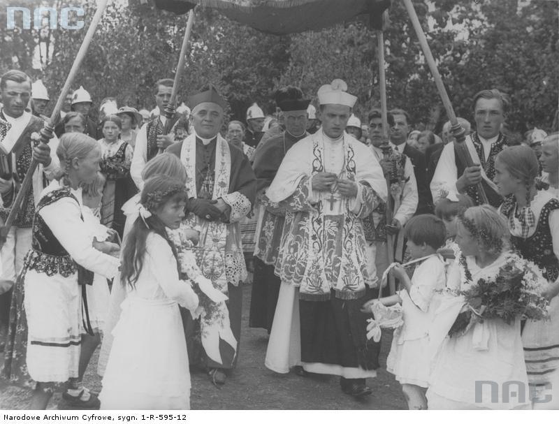 O. Benedykt Biros, opat klasztoru OO. Cystersów w Szczyrzycu.