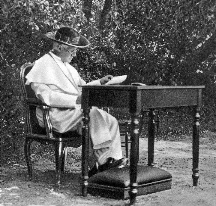 Pope Pius X 12