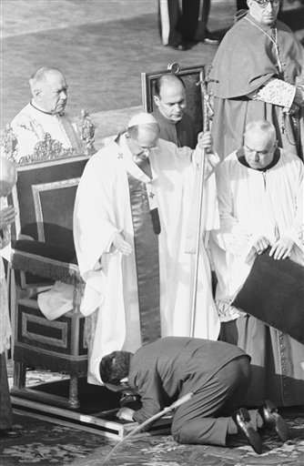 Paul VI Christmas 1965