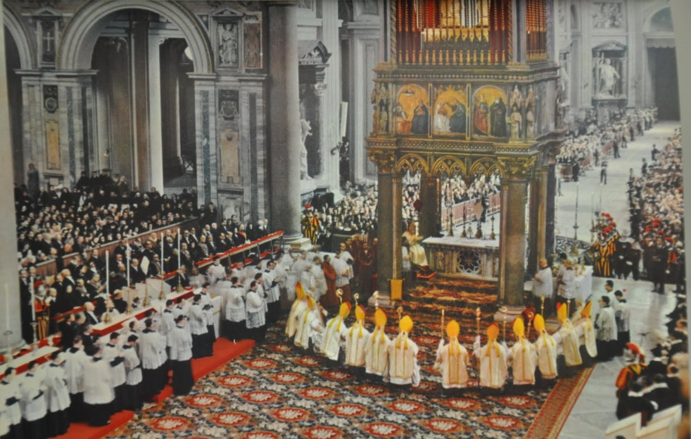 john xxiii consecrates bishops
