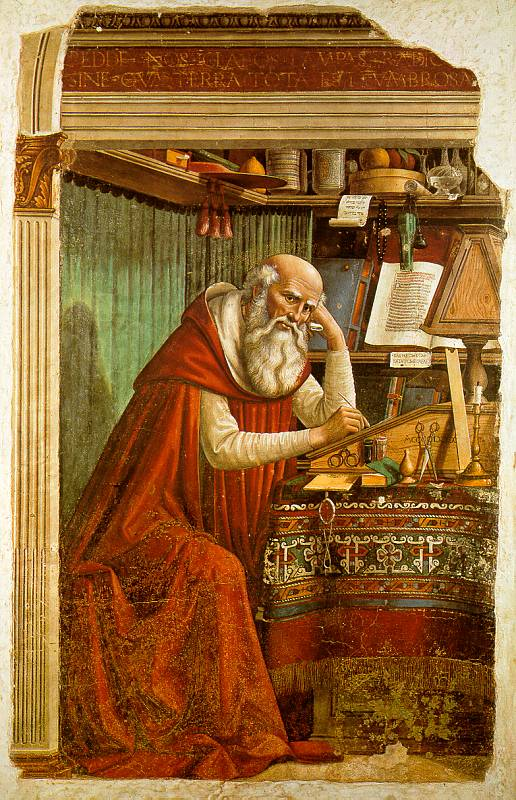 Domenico_Ghirlandaio_-_St_Jerome_in_his_study