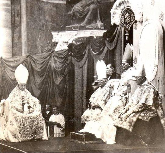 Canonization of St. Joan Antida Thouret