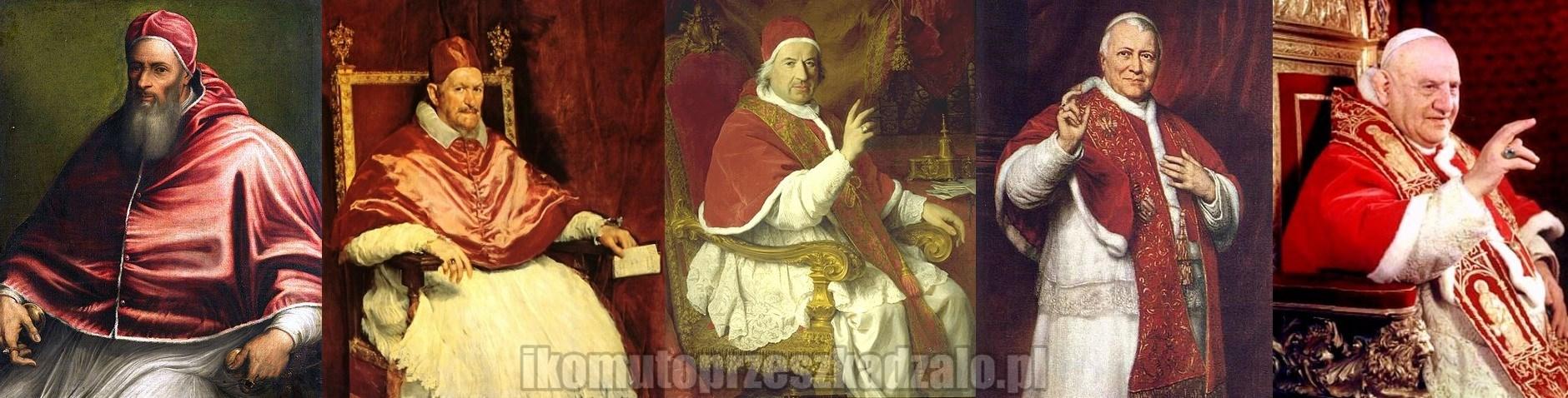 papieże-1