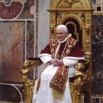 <!--:pl-->Papa na tronie<!--:--><!--:en-->The Pope on the throne<!--:-->