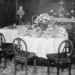 The dinning room of Pius X