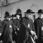 Young seminarians