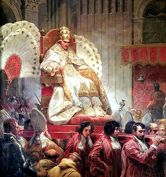 Pope_Pius_VIII_in_St._Peter's_on_the_Sedia_Gestatoria