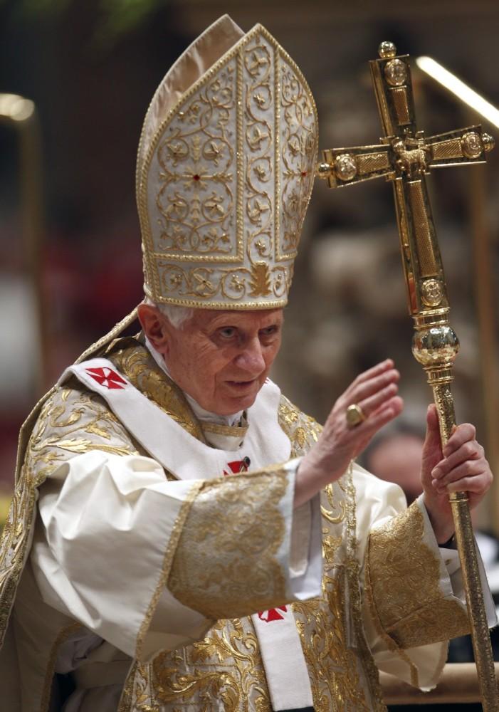 Romano Pontífice Benedicto XVI