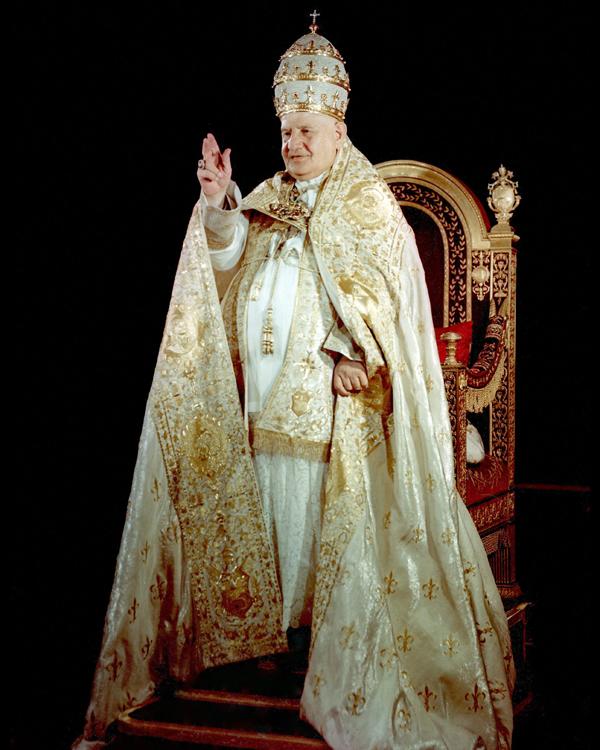 Città del Vaticano Nella foto: Papa Giovanni XXIII  @Archivio Felici/ArchiviFarabola   ================================= Pope John XXIII
