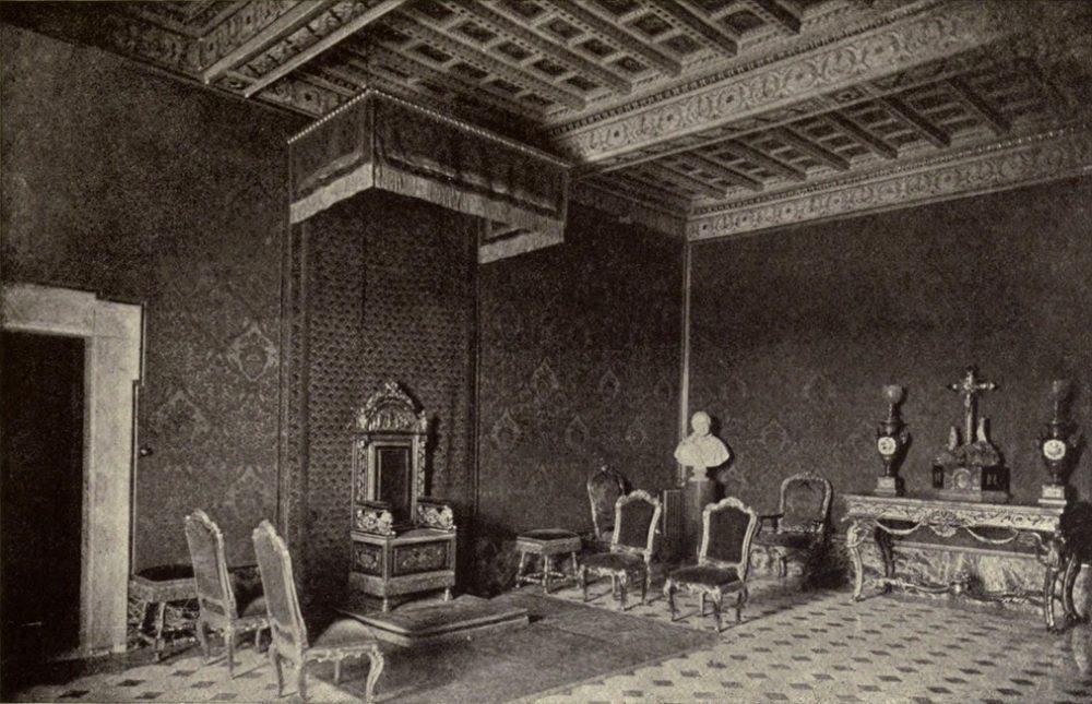 Sala del tronetto