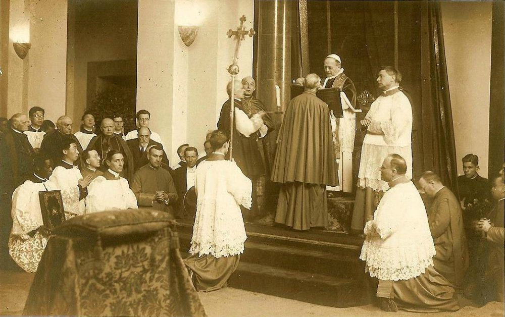 Pius XI Propaganda