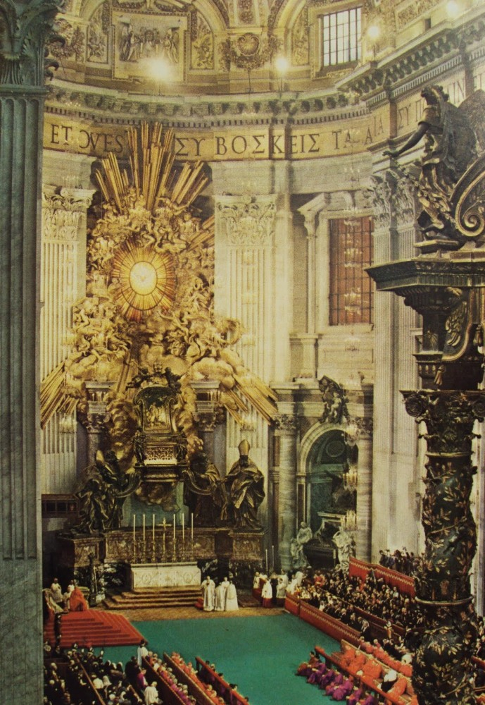Altar of the Chair