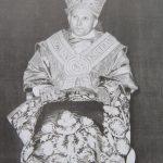 Abp. Wojtyla on the throne