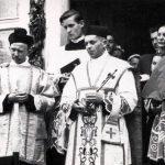 <!--:pl-->Prymicje x. Glempa<!--:--><!--:en-->One of the first Masses of fr. Glemp<!--:-->